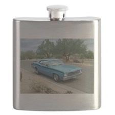 Plymouth Duster 1973 Flask