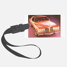 1977 pontiac grand prix Luggage Tag