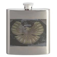 Fire Bird Flask