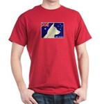 Obey the ACD! Retro Tricolor Dark T-Shirt