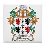 O'Donegan Coat of Arms Tile Coaster