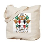 O'Donegan Coat of Arms Tote Bag