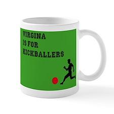 Virginia is for kickballers Mug