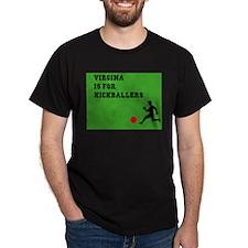 Virginia is for kickballers T-Shirt