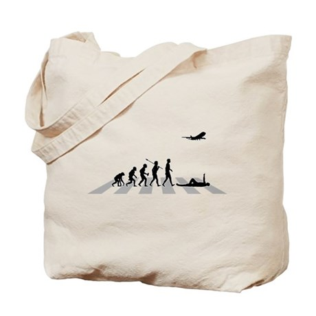 Aircraft Spotting Tote Bag