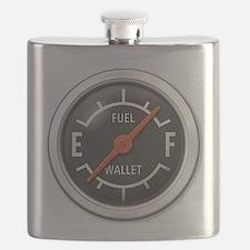 Gas Gauge Flask