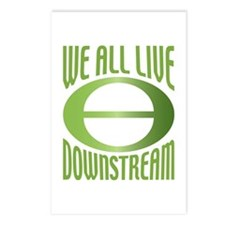 Downstream Postcards (Package of 8)