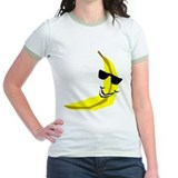 Bananas Jr. Ringer T-Shirt