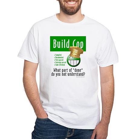 buildcop.happy.v2 T-Shirt