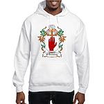 O'Devaney Coat of Arms Hooded Sweatshirt
