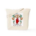 O'Devaney Coat of Arms Tote Bag