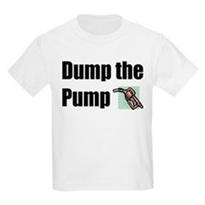 Dump the Pump Kids T-Shirt