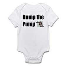 Dump the Pump Infant Creeper