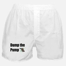 Dump the Pump Boxer Shorts