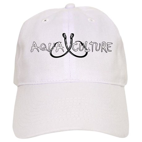 AQUA CULTURE Fish Hook Cap