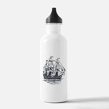 Nautical Ship Water Bottle