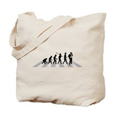 Cigar Smoking Tote Bag
