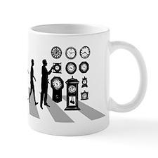Clock Collecting Mug