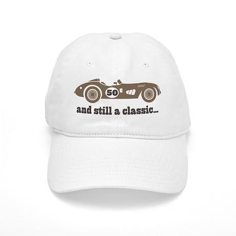 50th Birthday Classic Car Cap