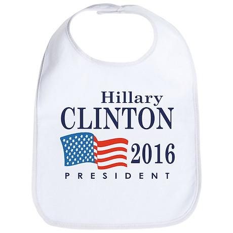 Hillary Clinton 2016 Bib