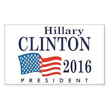 Hillary Clinton 2016 Decal