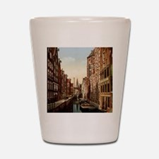 Vintage Amsterdam Shot Glass