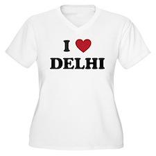 I Love Delhi T-Shirt