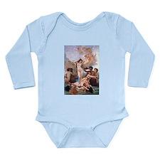 William-Adolphe Bouguereau Birth Of Venus Long Sle