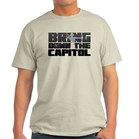 Bring Down The Capitol Light T-Shirt