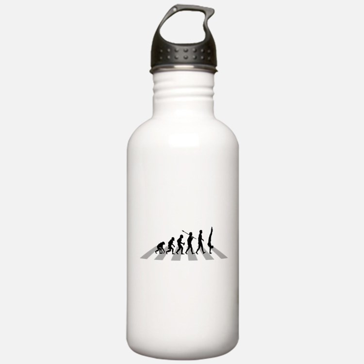 Hand Walking Water Bottle