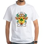 O'Dell Coat of Arms White T-Shirt