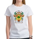 O'Dell Coat of Arms Women's T-Shirt