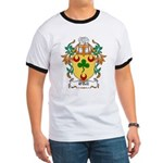 O'Dell Coat of Arms Ringer T