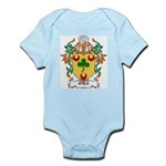 O'Dell Coat of Arms Infant Creeper
