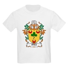 O'Dell Coat of Arms Kids T-Shirt