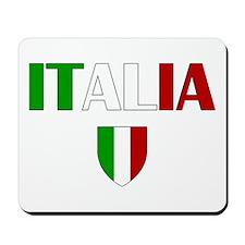 Italia Logo Mousepad