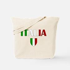 Italia Logo Tote Bag