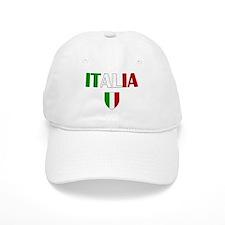 Italia Logo Baseball Cap