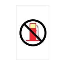 Dump the Pump Rectangle Decal