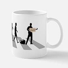 Hitchhiking Mug