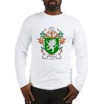 O'Dargan Coat of Arms Long Sleeve T-Shirt