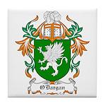O'Dargan Coat of Arms Tile Coaster