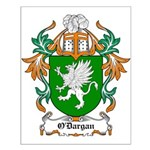 O'Dargan Coat of Arms Small Poster
