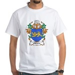 O'Currie Coat of Arms White T-Shirt