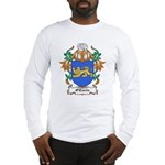 O'Currie Coat of Arms Long Sleeve T-Shirt