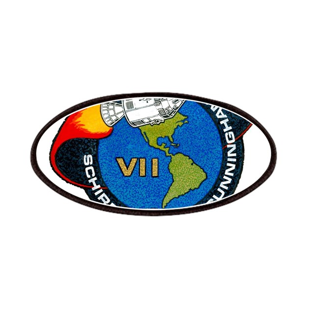 Apollo 7 Mission Patch Patches by TheApolloStore