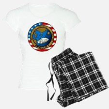 Apollo 1 Mission Patch Pajamas