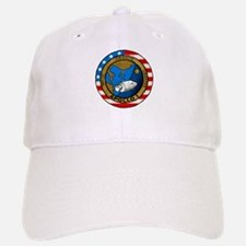 Apollo 1 Mission Patch Baseball Baseball Cap