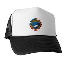 Apollo 1 Mission Patch Trucker Hat