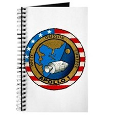 Apollo 1 Mission Patch Journal